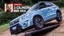 È un è anche FUORISTRADA la prova della Suzuki Vitara 1 0 4WD