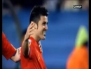 David Villa - Goals World Cup 2010