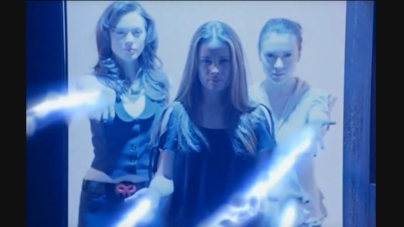 Charmed OST Final Battle Piper Phoebe Paige Against Bili Christie Junkyousha Martyr Demon Rodo Tu Ninja Трек Мученик Во Тьме