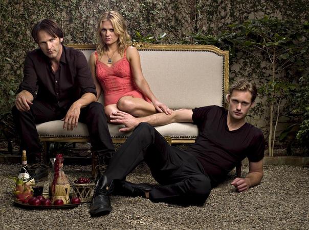 Сьюки и Эрик/ Сьюки и Билл «Настоящая кровь» (20082014)