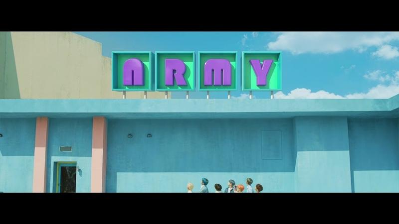 BTS (방탄소년단) 작은 것들을 위한 시 (Boy With Luv) feat. Halsey Official MV (ARMY With Luv ver.)