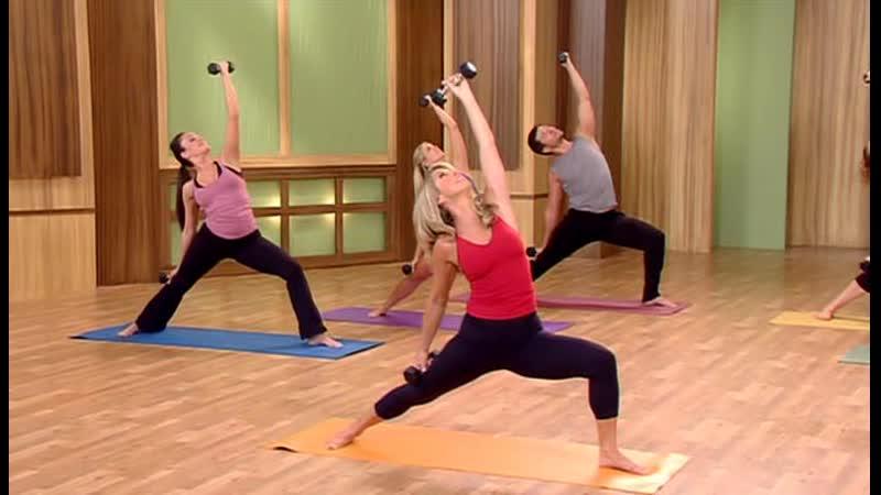 Hot body yoga. Workout 2