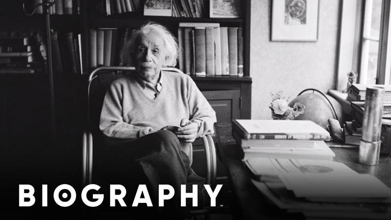 Albert Einstein - Nobel Prize Winner Physicist | Mini Bio | Biography