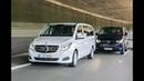 Mercedes V-Klasse vs. VW T5