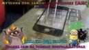 Замена и прошивка микросхемы EMMC планшета Накатка BGA шаров Правка imei