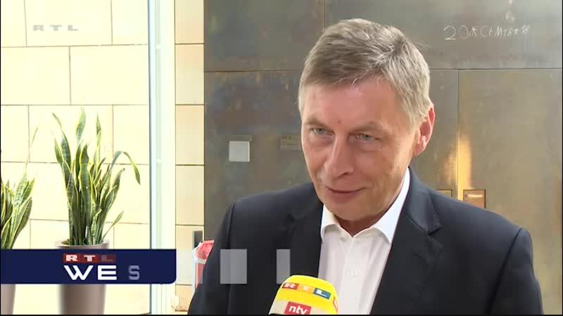 KRAWALLE IN CHEMNITZ - RTL WEST