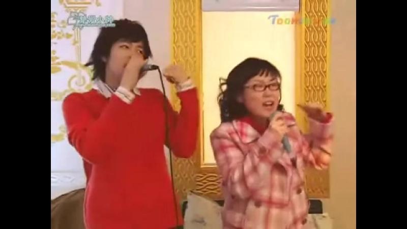 Jang Keun Suk Alian Sam (KTV_Episode 13)