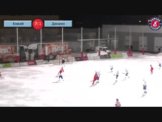 Все голы матча Енисей (Красноярск) - Динамо (Москва) 12_7