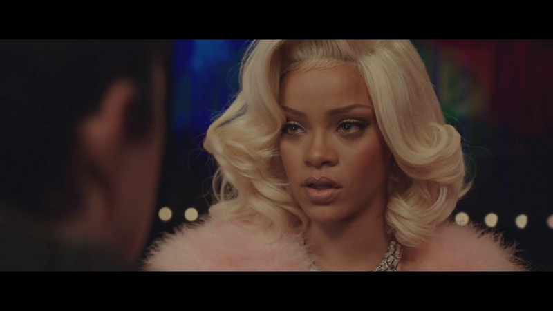 Rihanna Bubble dance HD - Valerian and the City of a Thousand Planets 2017
