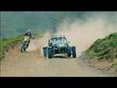 Bike vs Car Ariel Nomad vs Suzuki, on DIRT - /SUTCLIFFE on CARS