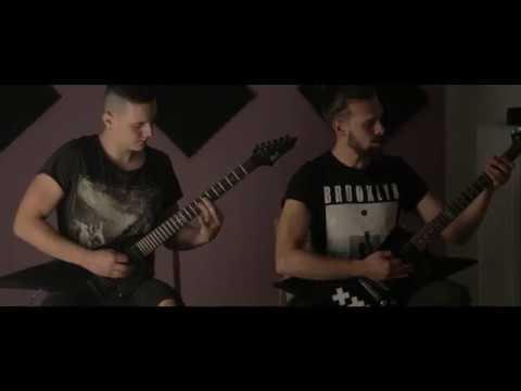 Inhuman Rage - Chaos Reigns ( Official Guitar Clip )