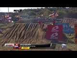 Jeffrey Herlings Crash - Fiat Professional MXGP of Belgium 2018