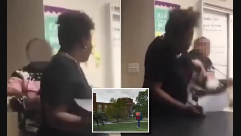 Baltimore teacher gets punched by student on her first day back after cancer treatment