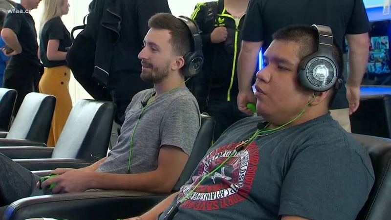 DFW Airport opens gaming lounge