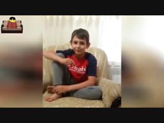 Ребёнок 11 лет, присягнувший ИГ