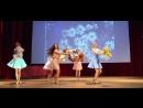 Выпускной танец с куклами МОУ СОШ № 2
