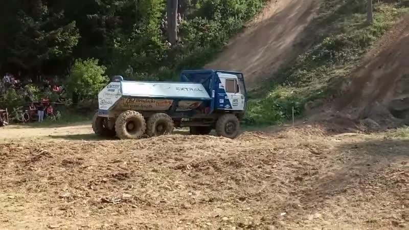 Europa Truck Trial 2017 ! The Best of Truck trial Extreme Tatra 815 8x8-DAF 8X8-Mercedes Benz2