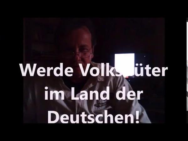Aufruf an das deutsche Volk!