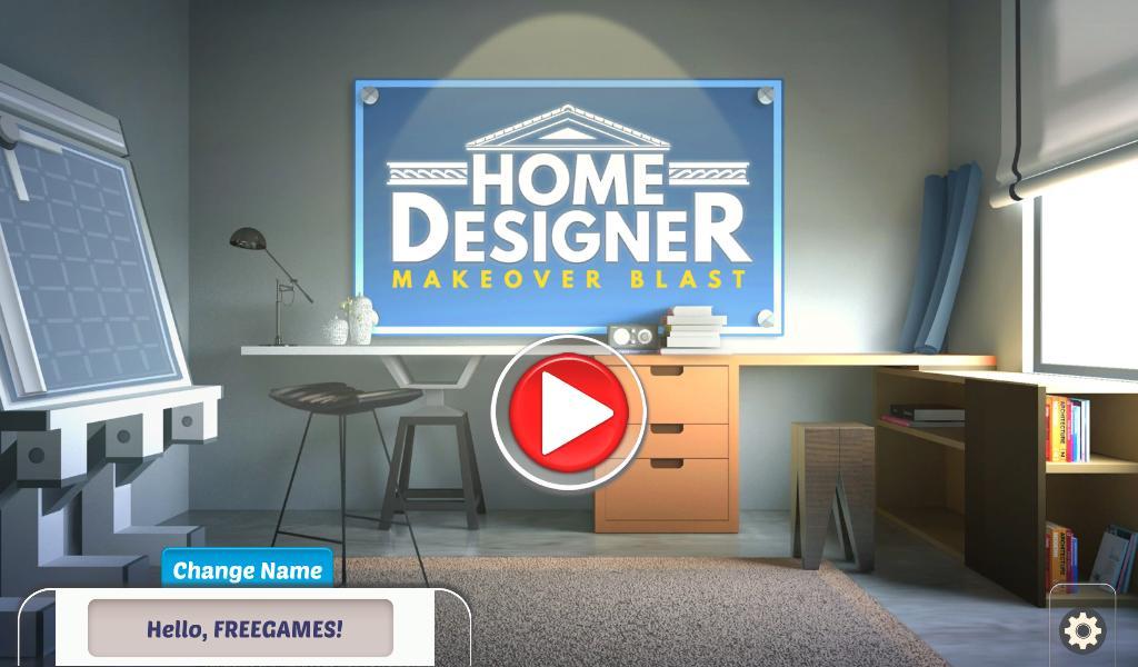 Домашний Дизайнер 3: Взрыв преображения | Home Designer 3: Makeover Blast (En)