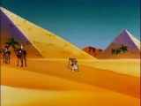 Animaniacs S1 Ep 25 Hercule Yakko Home on De-Nile A Midsummer Nights Dream