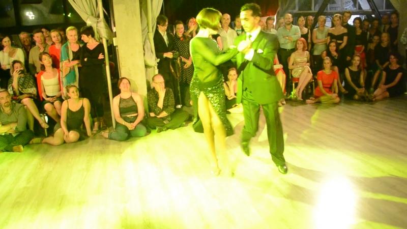 Gustavo Rosas Gisela Natoli, Russian Tango Congress 2018, 1-3