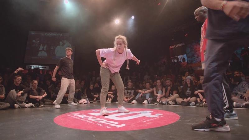 Flavourama 2018   Hip Hop Semifinal: P-Soul Slunch (GER) vs. Artem Puncha (RU)