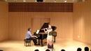 Handel Sonata in g minor, HWV 360 - Alison Hazen Olsen