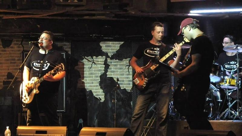 Группа Восток-7 (Вильнюс) в клубе Бамбук (авторские песни) MIX