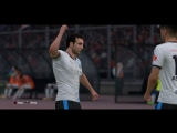 FIFA18 Красивый гол от Санти Касорлы