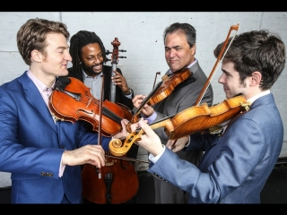 Концерт Turtle Island Quartet