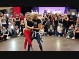 Прекрасная Музыка!!! И если бы тебя не было!!! Саксофон Танцуют BEN PEDROSA ANA WORKSHO. Кизомба!!!