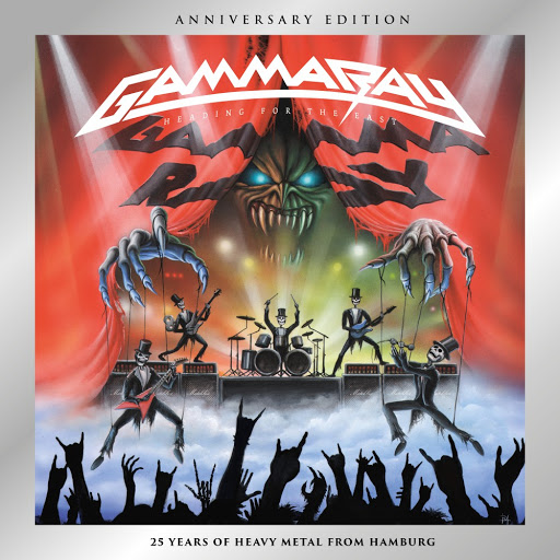 Gamma Ray альбом Heading for the East (Anniversary Edition) [Live]