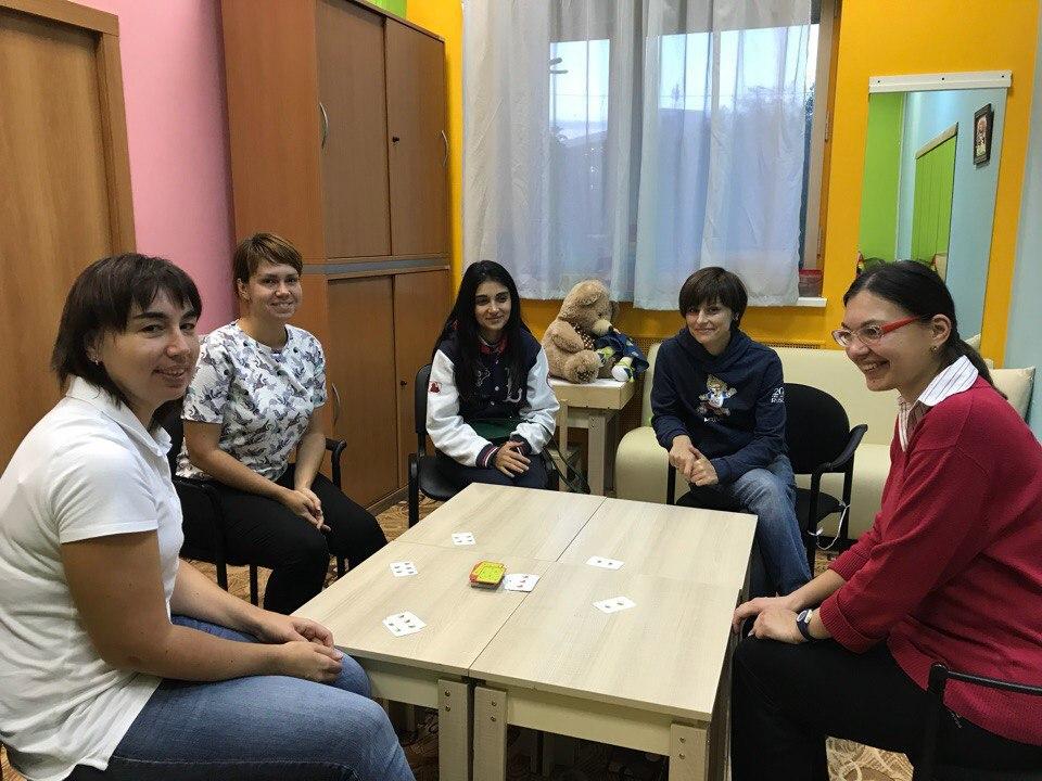 Играть со смыслом научили гостей инклюзивного центра в Савеловском