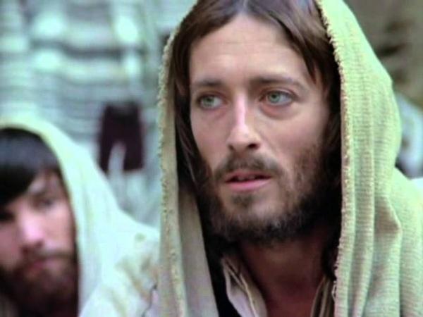 Иисус из Назарета фрагмент Проповедь в храме