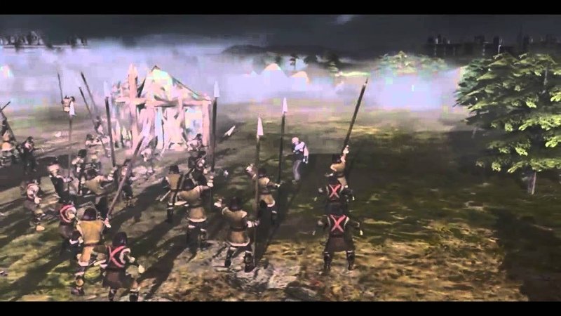LOTR BFME 2 Rise Of The Witch King - Trailer