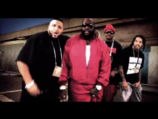 DJ Khaled Feat. Young Jeezy, Ludacris, Busta Rhymes, Big Boi, Lil' Wayne, Fat Joe, Birdman & Rick Ross - I'm So Hood Remix