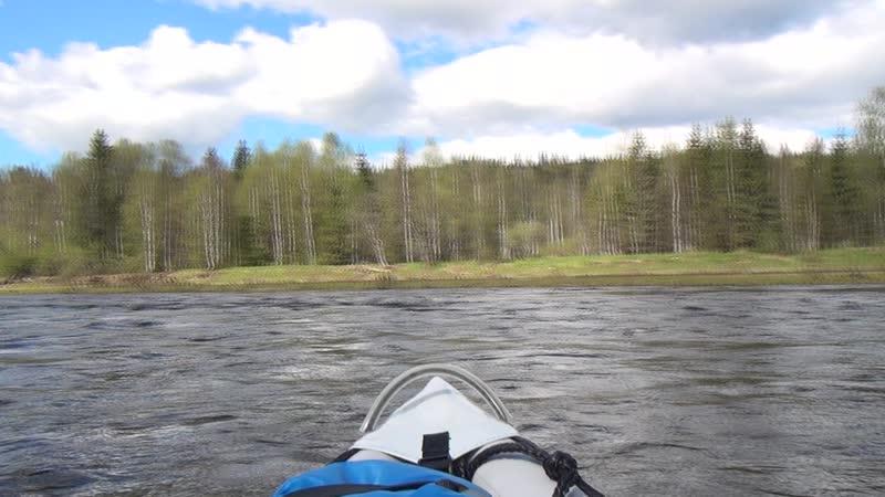На реке Усьва