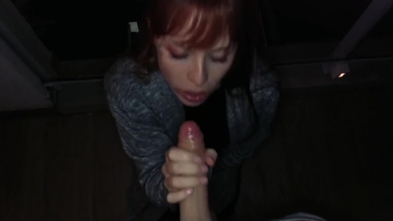 He Cum to Fast, I Swallow It. Public Blowjob and Anal (720p).mp4