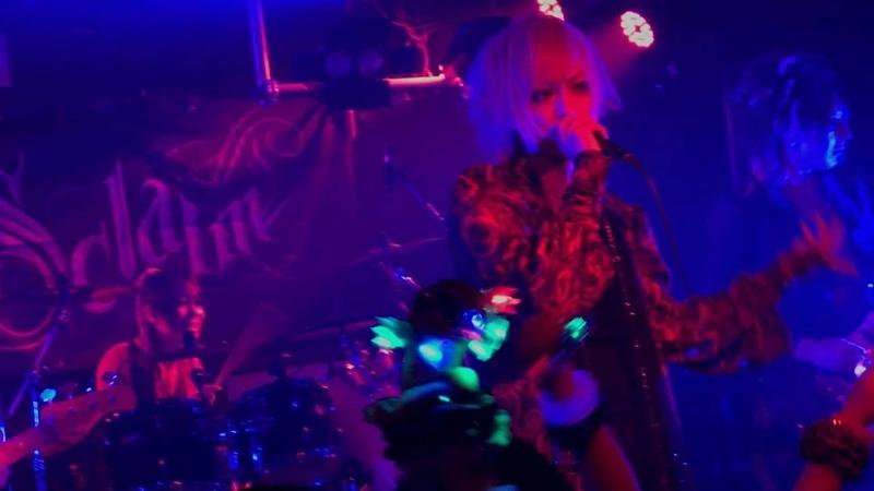 Acid Black Cherry - SPELL MAGIC (2018.12.10 裏Sclaimワンマンライブより)