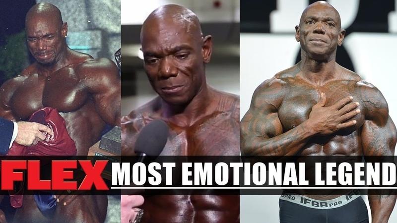 FLEX WHEELER : THE MOST EMOTIONAL BODYBUILDER | COMEBACK TRIBUTE