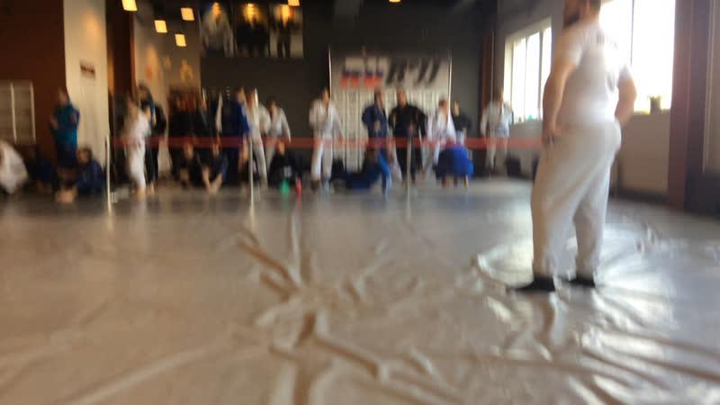 The mat 1