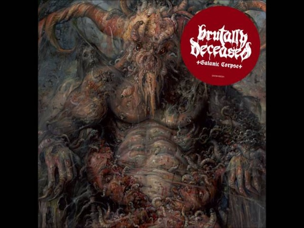 BRUTALLY DECEASED - At One with the Dead (2016)