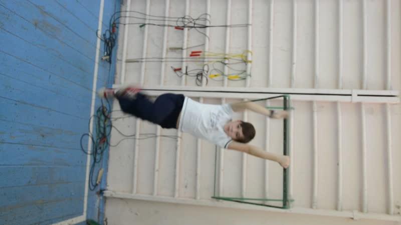 Хабаров Валерий (категория 3-4 класс) МБОУ СОШ №9