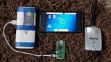 Самодельная хакерская машина Raspberry pi 0 w + Kali Linux