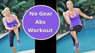 Abs Workout No Equipment Ab Exercises Plus Cardio Moves