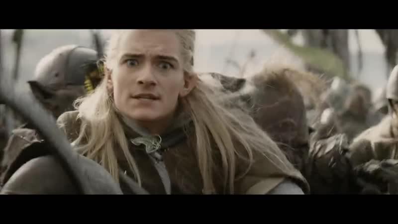 Властелин колец возвращение короля. Финальная битва у черных врат.