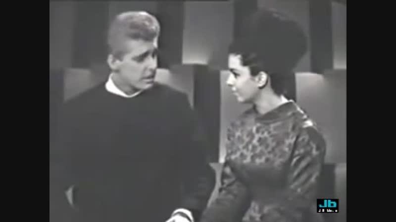 Paul and Paula - Hey Paula (Aus TV show Sing, Sing, Sing - 1963)