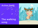 The walking song