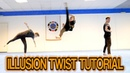 Illusion Twist Tutorial JJ Battell