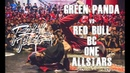 RADIKAL FORZE JAM 2019 | FINAL BBOY 4vs4 | GREEN PANDA vs RED BULL BC ONE ALL STARS